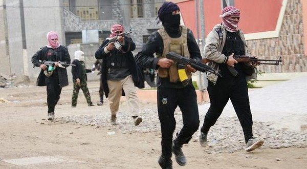 جماعات داعش الارهابية تختطف الاسر فى العراق