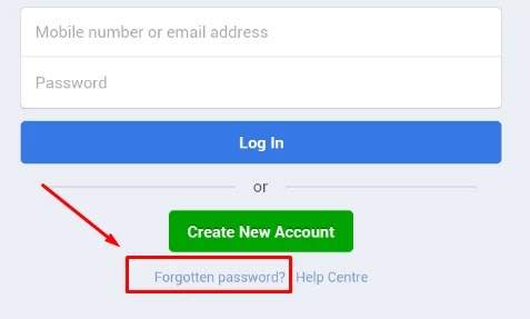 Facebook Password Recovery Kaise Kare