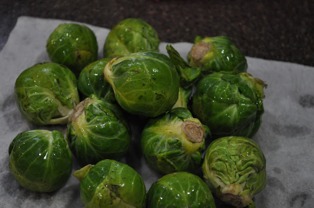 Brussel Sprouts Baker S Kitchen New Bern