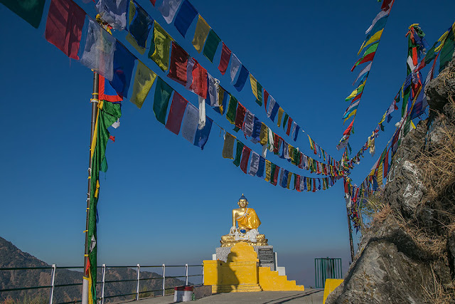 Happy Valley Mussoorie Dalai Lama
