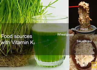food sources vitamin K