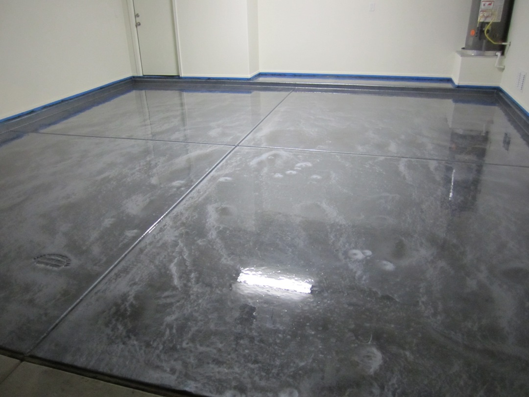 Metallic Epoxy Pure Metallic Metallic Epoxy Floor Coating Pictures
