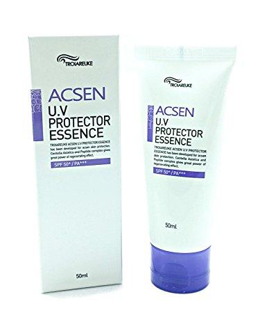 Review Acsen UV Protector Essence | Tinh chất chống nắng cho da mụn, tinh chất chống nắng, kem chống nắng, kem chống nắng cho da mụn, kem chống nắng cho da dầu