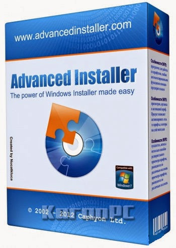 Advanced Installer 11.7 Crack