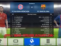 Setting Formasi Terbaik PES 2017 Counter Attack Bayern Munchen
