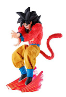 Son Goku SSJ4 D.O.D. Overdrive de Dragon Ball GT - MegaHouse