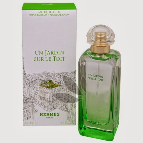 new hermes un jardin sur le toit fragrance full size retail packaging shopping heaven. Black Bedroom Furniture Sets. Home Design Ideas