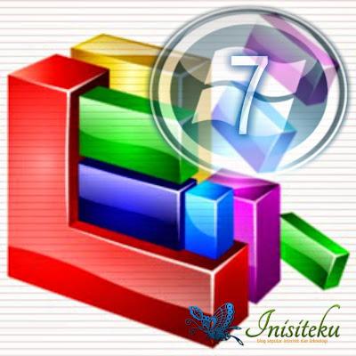 merapikan file windows7 dengan disk defragmenter