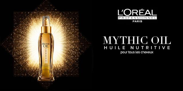 Test Produit Beautistas 50 Mythic Oil – Huile Nutritive de L'Oréal Professionnel