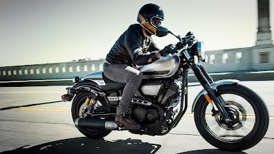 Yamaha Star XV950 Bolt on road hd image