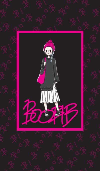 Boobib Pink