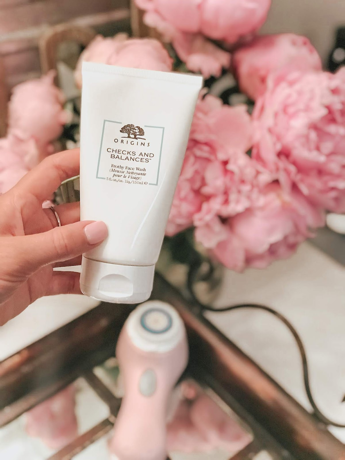 My Daily Skin Care Routine featured by popular Denver style blogger, Delayna Denaye