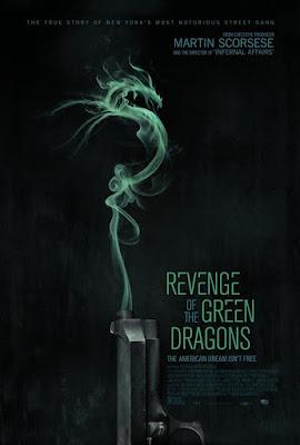 Revenge Of The Green Dragons 2014 DVD R1 NTSC Latino