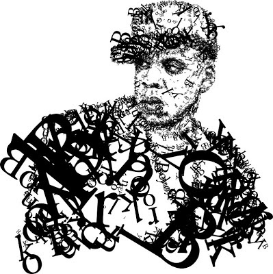 boy rap graffiti art font