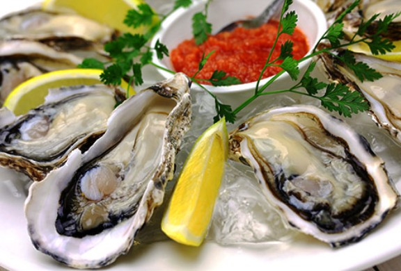Oysters Are A Source Of Zinc