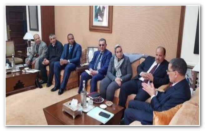 الاتحاد العام للشغالين بالمغرب ينسحب من جولة الحوار الاجتماعي