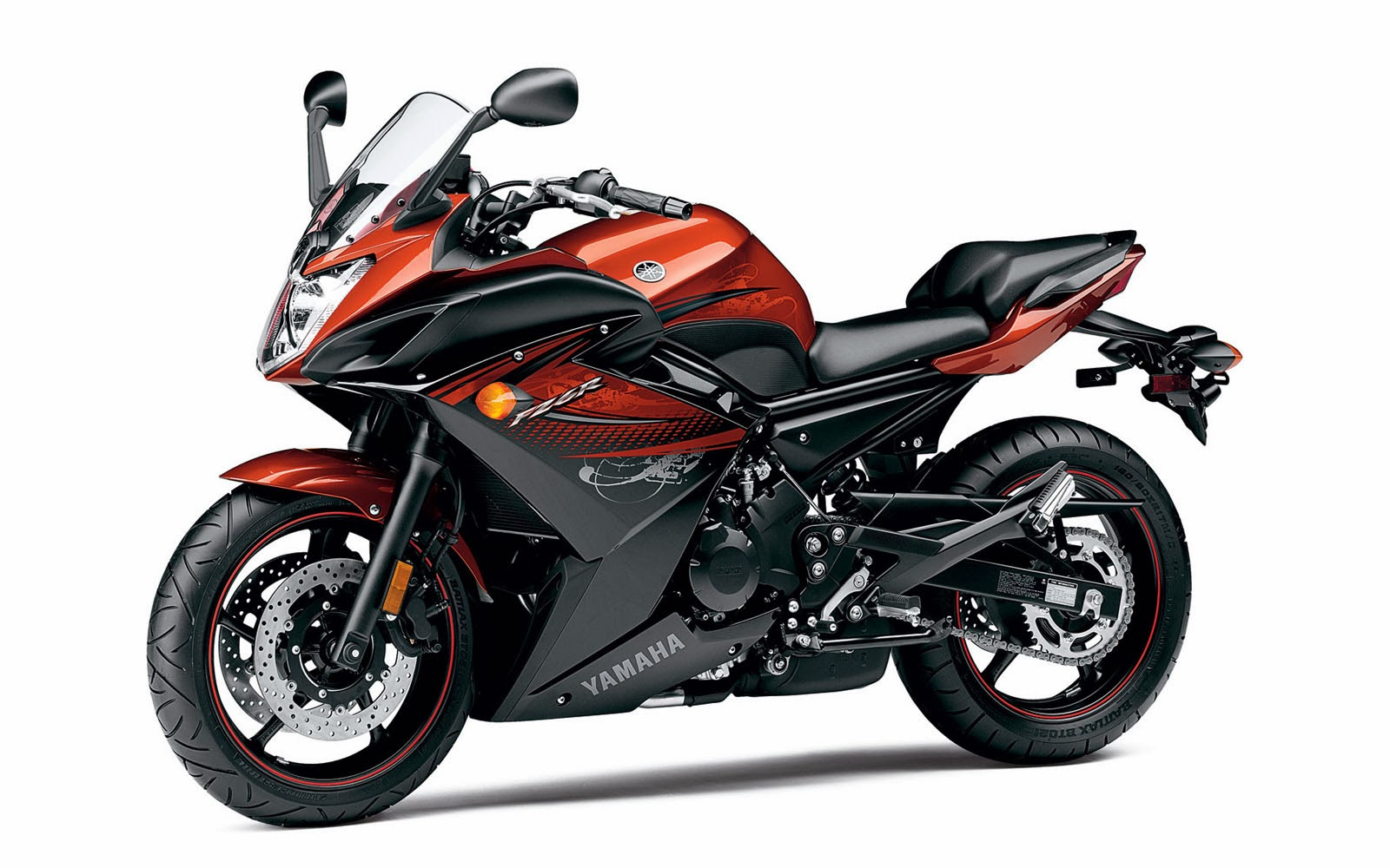Yamaha FZ6R Motorcycle Wallpapers ~ HD WALLPAPERS