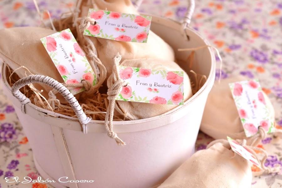 detalles para bodas bolsitas perfumadas