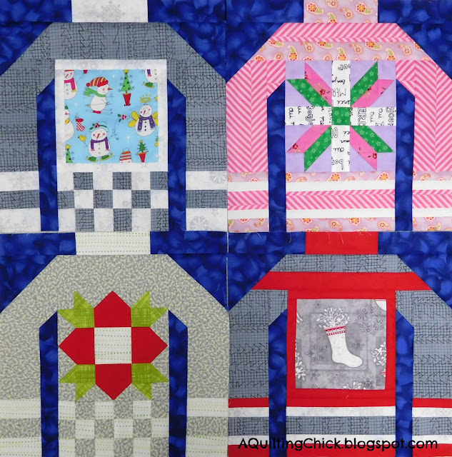 Ugly Sweaters Set 5