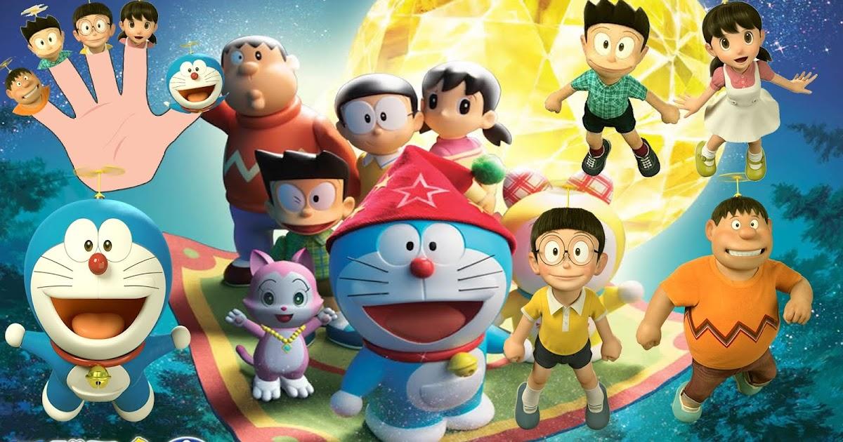 Gambar Doraemon 3d Keren