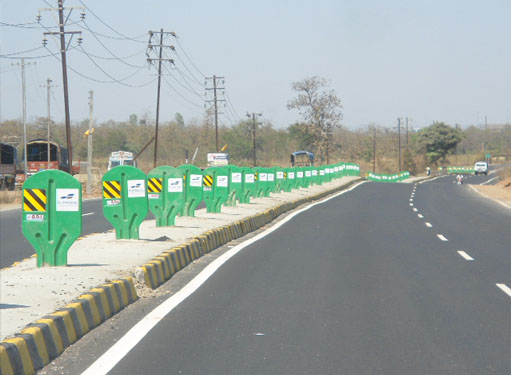 roads in bhiwandi