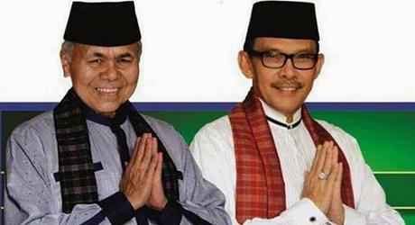 Minggu, Pasangan Emzalmi-Desri Akan Mendaftar ke PPP