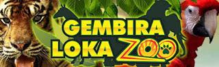 Tiket Masuk Dan Wahana Kebun Binatang Gembiraloka Yogyakarta