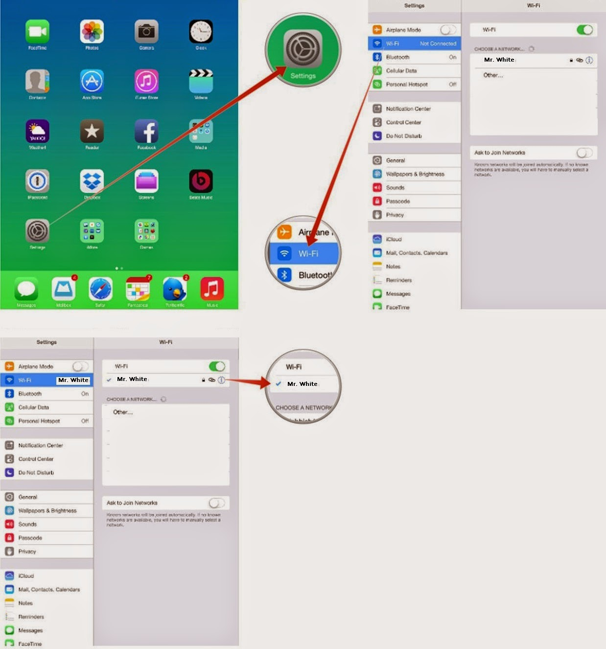 How to make your iPhone as WiFi router to share internet