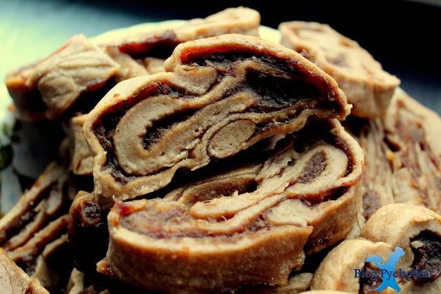 Ciasteczka daktylowe