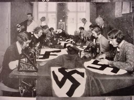 Γερμανίδες εργάτριες
