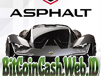 Asphalt 9 Legends 1.5.4a MOD - Kecepatan atau Nitro Tidak Terbatas