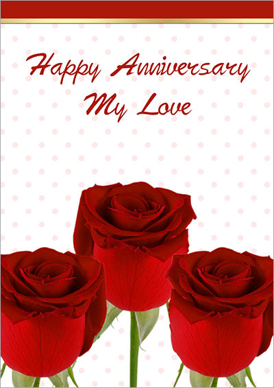 Happy Anniversary Cards Love Relationship – Anniversary Printable Cards