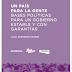 Podemos presenta una propuesta de Gobierno difícil de asumir para el PSOE