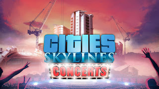 CITIES SKYLINES CONCERTS free download pc game full version