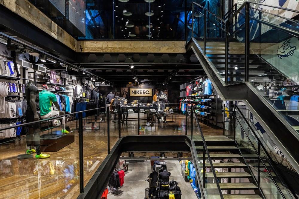 817a6b6ee57 Nike inaugura no Brasil primeira loja exclusiva de futebol do mundo ...