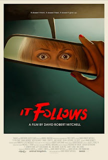 Horror Movies Are Still Scary - A Review of It Follows!