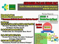 Simposium Haji dan Umroh NTB 2 Desember 2017