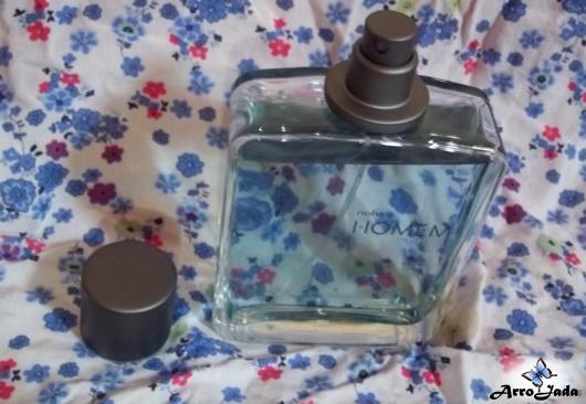 Resenha Perfumes Masculinos