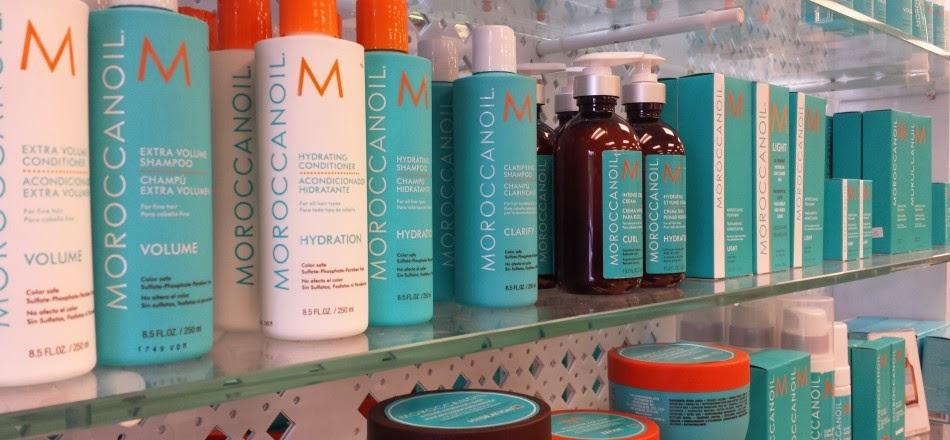 Lojas onde vende Moroccanoil em Orlando e Miami