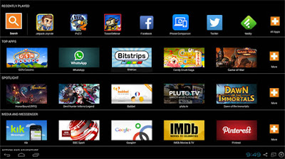 android emulators for windows 7,8,10
