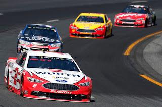 Penske Racing - Loudon Race Report #NASCAR Brad Keselowski