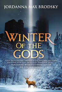 Winter of the Gods by Jordanna Max Brodsky