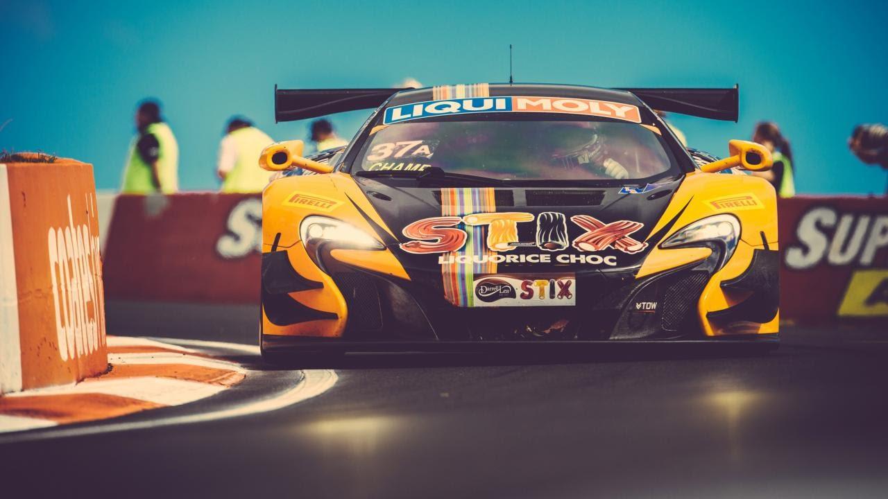 McLaren650SGT3 Τρομακτικά γρήγορη McLaren 650S GT3 σπάει το ρεκόρ πίστας, διανύοντας 6 χιλιόμετρα σε 2 λεπτά!