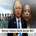 """Akhirnya Terbukti Najib Adalah """"MO1""""...Sebarkan"""