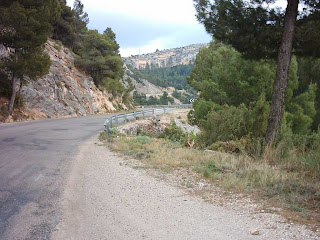 carretera, acceso, Beceite, Beseit, la foseta, carretera de Beceite, carretera de Beseit
