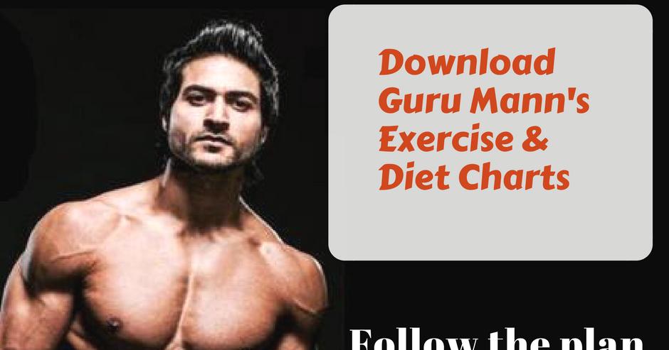 Workout Calendar By Guru Mann : Health and fitness download all the programs by guru mann