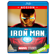 Iron Man (2008) BDRip 1080p Audio Dual Latino-Ingles