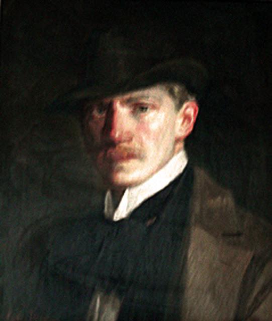 Pedro Ferrer Calatayud, Self Portrait, Portraits of Painters, Fine arts