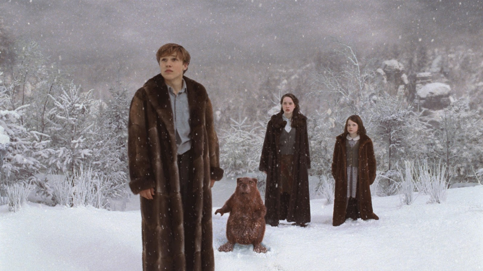 defending the legacy the lion the witch and the wardrobe when all four of the pevensie children peter susan edmund and lucy arrive in