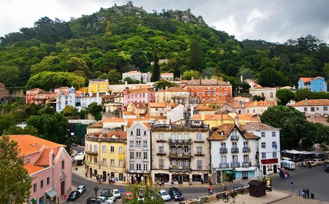 Aluguel de carro em Sintra